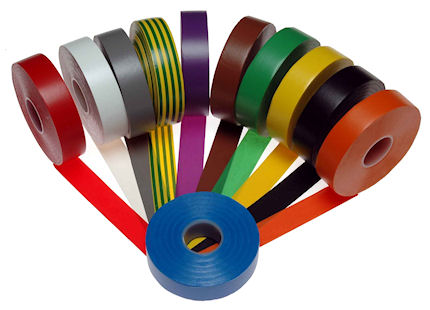 PVC electrical tape (33m roll)